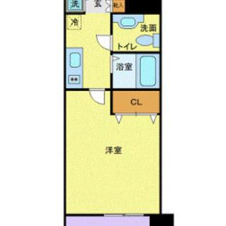 神泉(家具・家電付き) ★☆★ガスキッチン・独立洗面台・室内洗濯機...