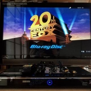 ☆人気シリーズ最上級機!W録画&1TB♪AQUOS BD-HDW80☆