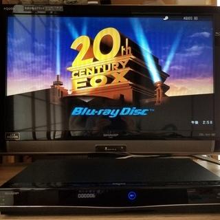 ☆2画面見ながら操作!AQUOS BD-S560 500GB H...