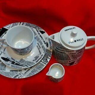 ドイツ ババリア コーヒーポット トリオセット