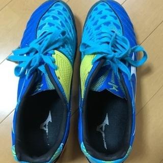 【値下げ】サッカーシューズ 運動靴 24.0 ミズノ