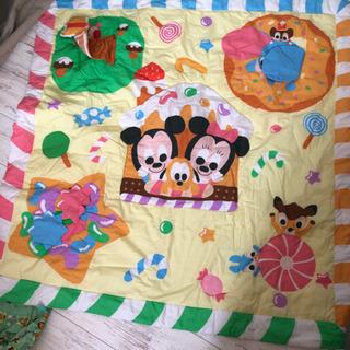 ディズニー 赤ちゃん用マット