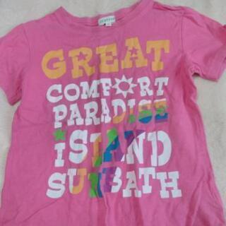 値下げ、110〜120㎝、Tシャツ