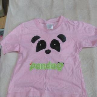 値下げ、110〜120㎝、中国土産Tシャツ