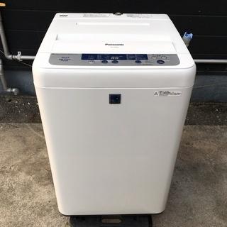 トラック貸出可 パナソニック 5.0kg 洗濯機 2014年製 N...