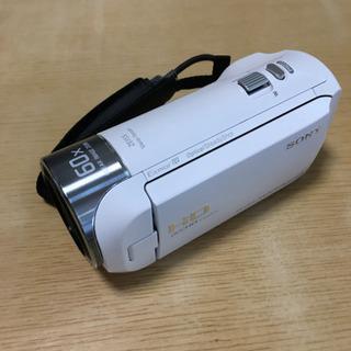 ソニーハンディカム ビデオカメラ HDR-CX470