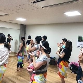 新規メンバー募集!子連れオッケー!フラ&タヒチアンダンスサークル