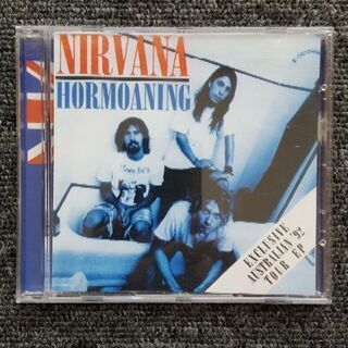 【中古レア】HORMOANING / NIRVANA オーストラリア盤