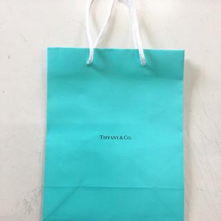 ティファニー未使用紙袋
