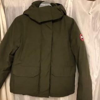 カナダグースジャケット