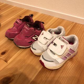 13㎝ 靴 2足組