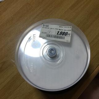DVDディスク50枚