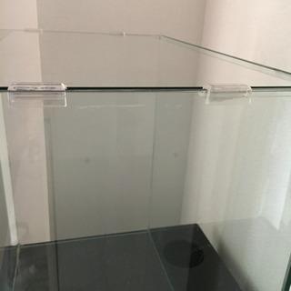 水槽(45×30×45cm)と水槽台 - 家具