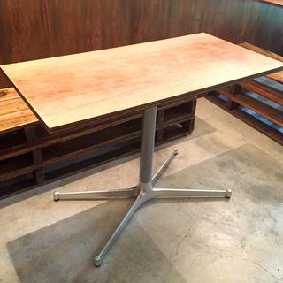 【売約済み🙏】【美品】【格安】⭐️木製大型テーブル・B⭐️  オ...