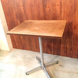 【売約済み🙏】【美品】【格安】⭐️木製小型テーブル・A⭐️  オ...