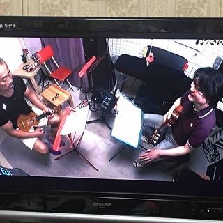 天王寺のベース教室です。無料体験レッスン!J:COMテレビで紹介されました!ロック、ジャズ、フュージョンなどを指弾き、ピック、スラップなどで。 - 大阪市