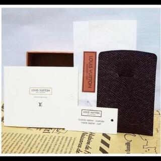 ・ルイ.ヴィトン[タイガ]カードケース(箱付き美品)・