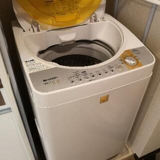 SHARP 洗濯機 ES-55E3-KY 平成19年製