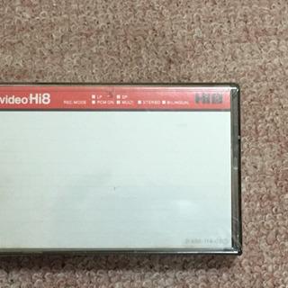 ソニー Hi8 MP 60分 ビデオテープ 1本