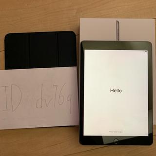 【現行品☆美品】iPad9.7 128GB 第6世代 ガラスフィル...