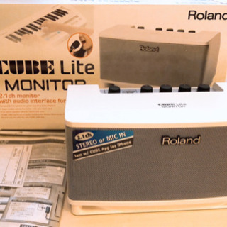 Roland CUBE Lite アンプ内蔵 STEREO MO...