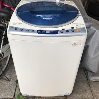 洗濯機 Panasonic 7キロ 美品