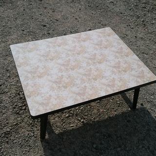 折り畳み サブテーブル 山形発