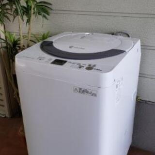 キレイです☆2014年製SHARP洗濯機☆いつもお安く♪