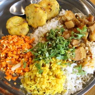 スパイスの極意を学んで南インド料理を作ろう