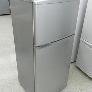 AQUA 2ドア冷蔵庫 109L 2015年製 AQR-111D ...