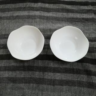ヤマザキ 白いお皿 2枚