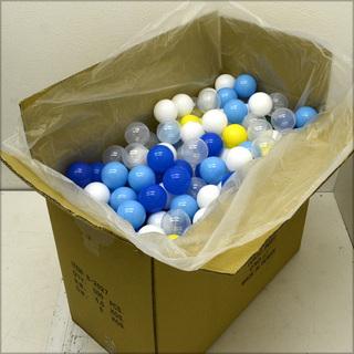 ボールプール用のボールのみ 大量セット(約500個) (02202...