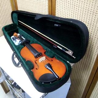 南12条店 練習用バイオリンセット ケース・弓付き 楽器 機材 初心者用