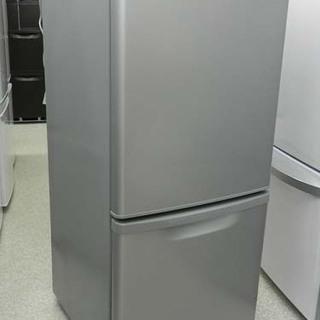 Panasonic 2ドア冷蔵庫 2018年製 138L NR-B...