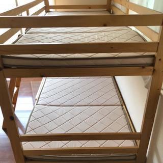 ニトリ 二段ベッド