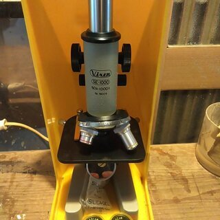 vixenSE-1000 顕微鏡