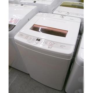 札幌 6kg 2014年製 全自動洗濯機 アクア AQW-KS60...