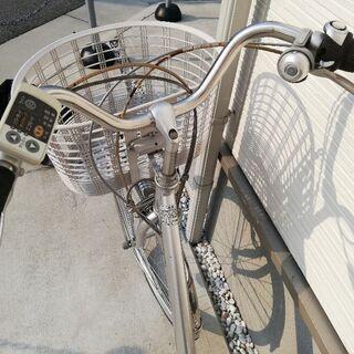パナソニック電動アシスト自転車24
