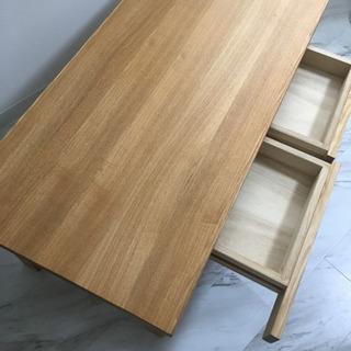 【良品】無印良品ローテーブル