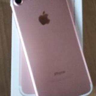 SoftBank iPhone7 128GB