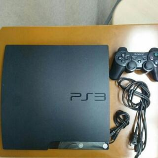 PS3本体(120GB) ソフト6本付き