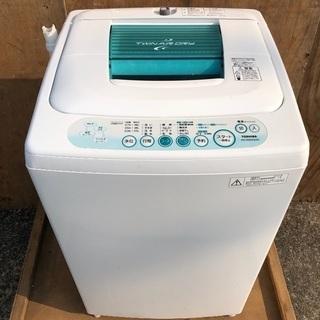 【近郊配送無料】東芝 5.0kg 洗濯機 AW-GN5GG