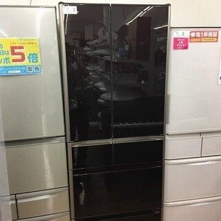 安心の6ヶ月保証つき【トレファク入間店】HITACHIの6ドア冷蔵...