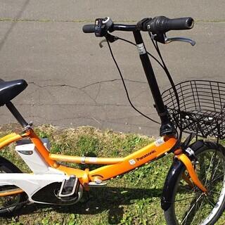 Panasonic 折りたたみアシスト自転車