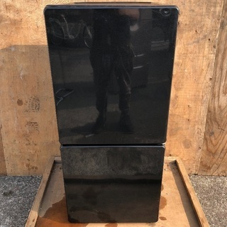 【近郊配送無料】人気のブラックカラー 110L 冷蔵庫 UR-F...