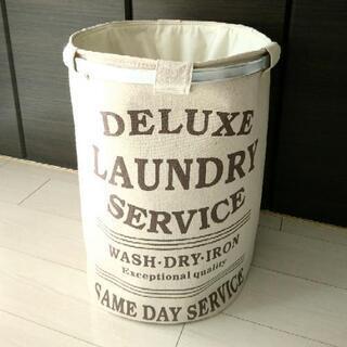 ランドリーバスケット 60L 洗濯かご 収納ボックス