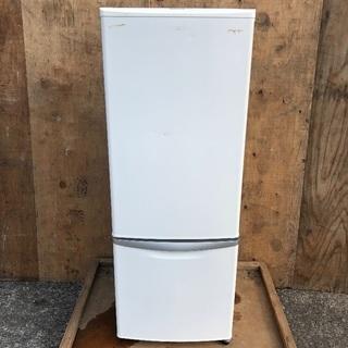 【近郊配送無料】少し大きめ165L 冷蔵庫 ガラス棚 NR-B172J
