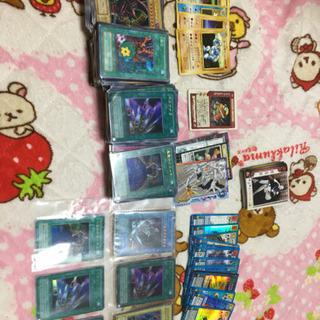 遊戯王カードなど複数  キズあり