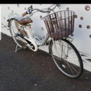 Panasonic 電動自転車 型式BLDU63 品番BE-ELD...