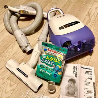 Panasonic 掃除機(紙パック式)